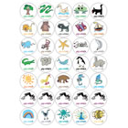 Pack of 12 New Stickers 1